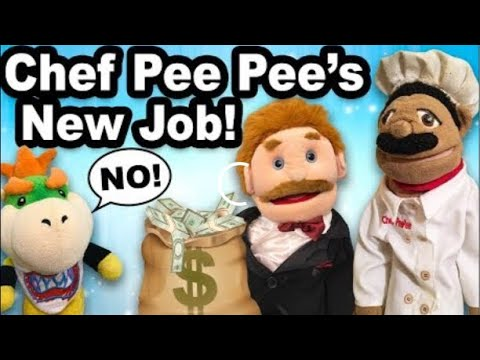Sml Movie Chef Pee Pees New Job Live Reaction