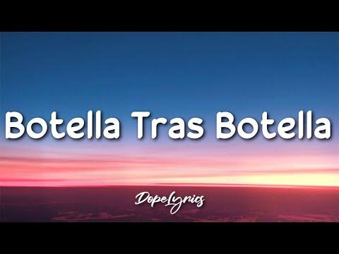 Botella Tras Botella – Gera MX, Christian Nodal (Letra/Lyrics) 🎵