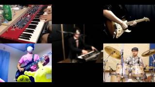 [HD]Moyashimon Returns OP [Wake Up] Band cover もやしもん リターンズ 検索動画 25