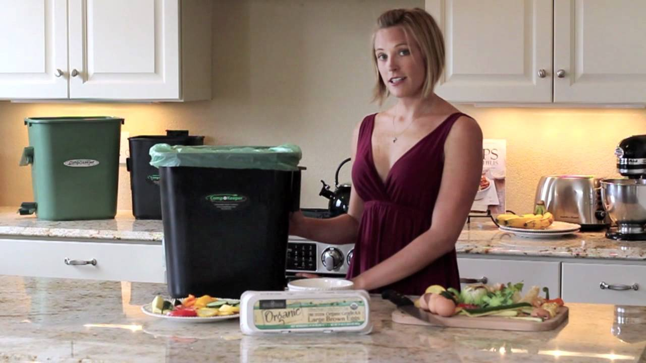 kitchen composting made easy the compokeeper