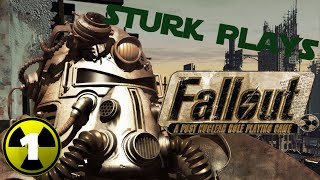 Sturk Plays Fallout - Episode 1 - Leaving the Vault!