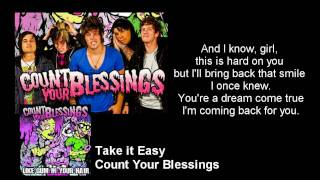 Watch Count Your Blessings Take It Easy video
