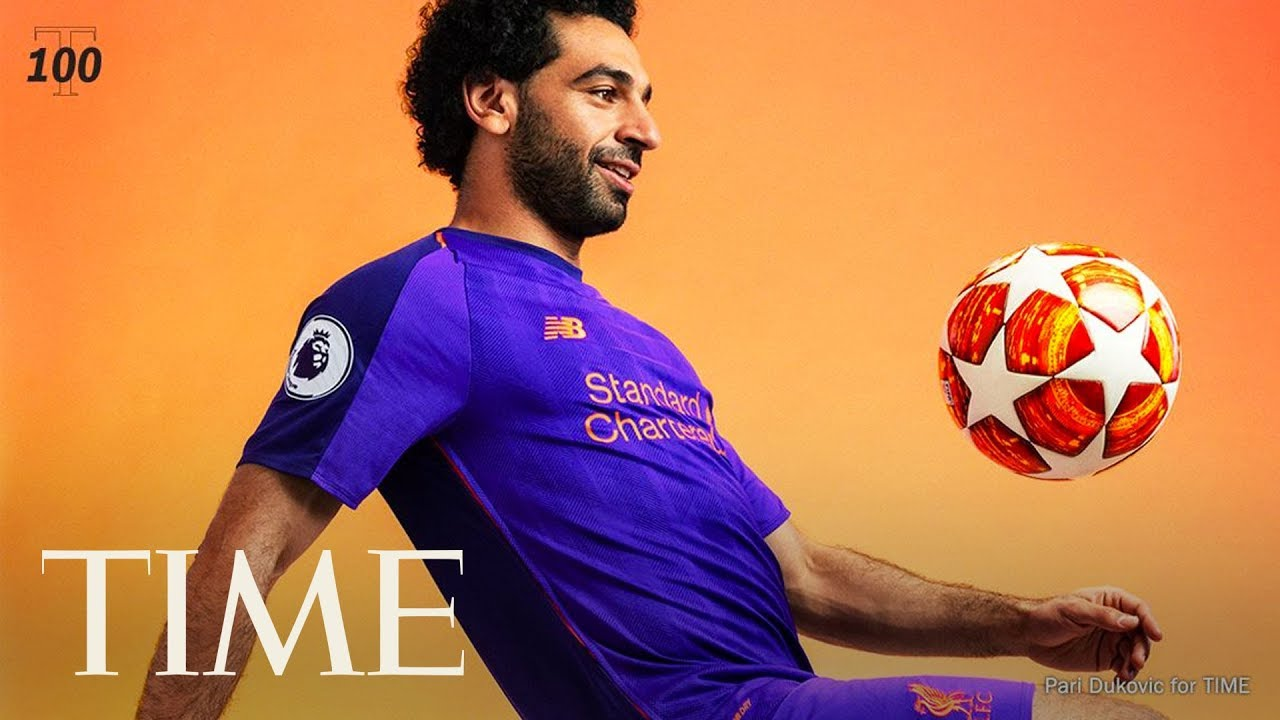 Mohamed Salah: Egyptian Soccer Player On Supporting Women, His Career & More | TIME 100 | TIME