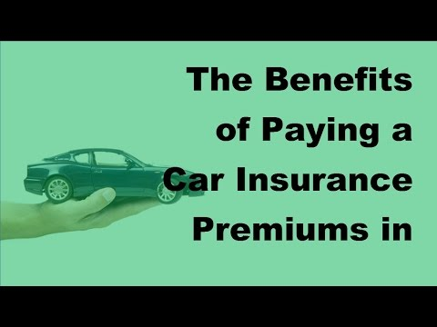 2017 Car Insurance Installments |  Pay In Full Or In Installments