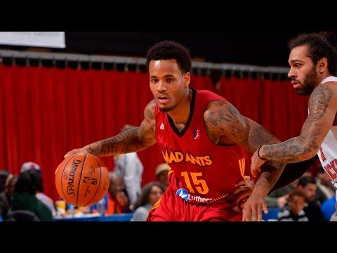 Walt Lemon Jr. 2015-16 NBA D-League Season Highlights
