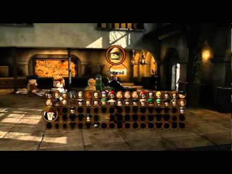 Lego Pirates Of The Caribbean Characters Unlock Guide