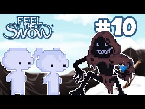 SALVANDO A VILA DE FERRO! - Feel The Snow #10