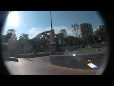 Hafizul Hisyam Skate Video.