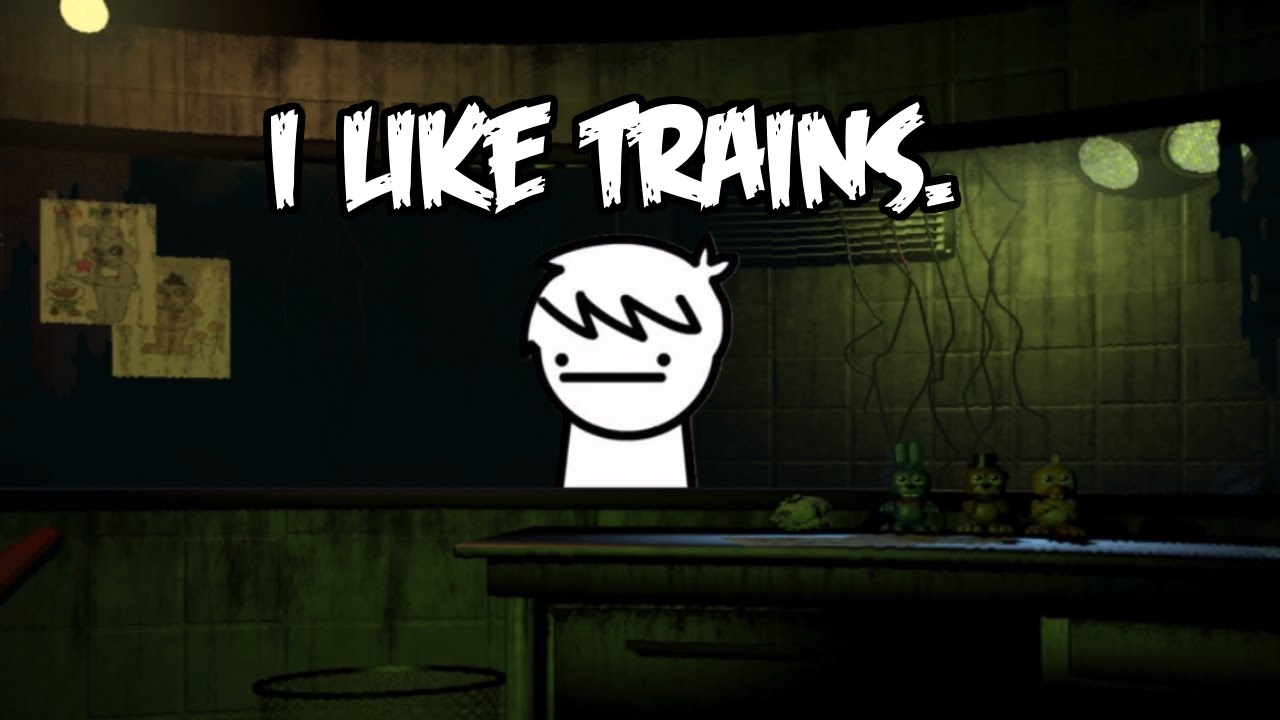 i like trains roblox id