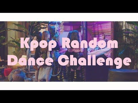 KPOP RANDOM DANCE CHALLENGE 2018 (MIRRORED DANCE PRACTICE)