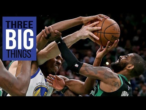 3 Big Things: Durant leads Warriors over Celtics