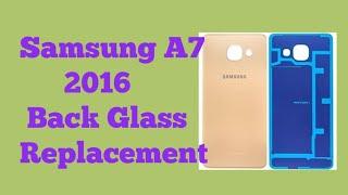 Samsung A710f  (2016) Teardown Replacement 2017