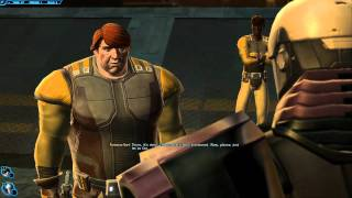 SWTOR - Sith Warrior Storyline Part 9 (light)