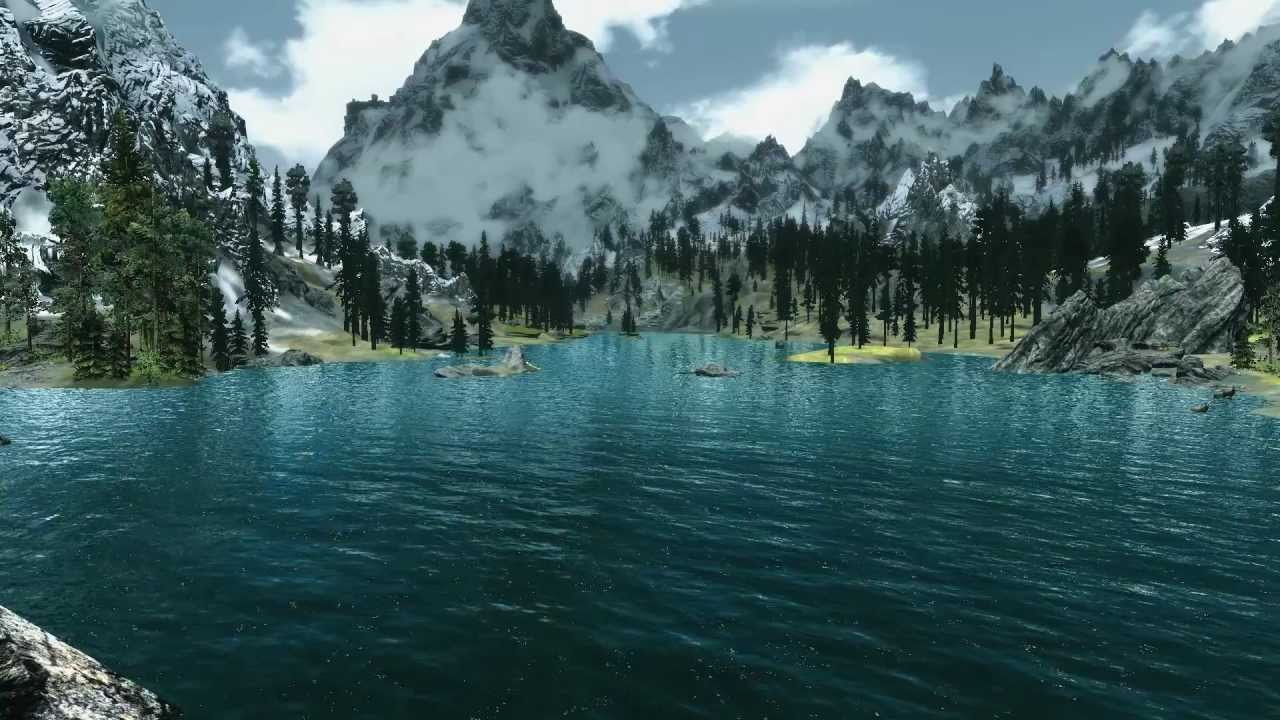 Best Skyrim Graphics Mods - Mod Collection