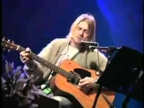 Make YouTube - Nirvana - Come As You Are - Unplugged in New York (Rehearsal).flv Pics