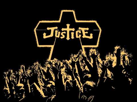 Justice - Never Be Alone (Justice Vs Simiam) HD