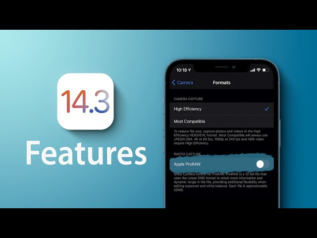 iOS 14.3 Features: Everything New!