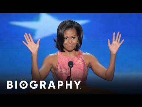 Michelle Obama, 44th First Lady of the United States | Biography