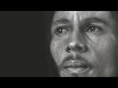 Hyperrealistic pencil drawing of Bob Marley ( photorealistic portrait speed art )