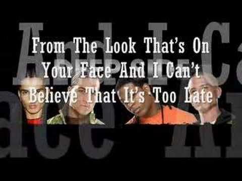 Git Fresh - Don't Tell Me It's Over w/lyrics
