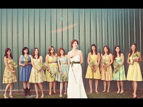 fc8481ad881 Barn Wedding Guest Attire - YouTube