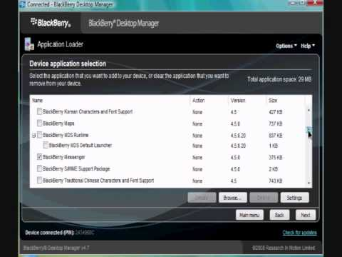 How to fix BlackBerry Device Error 360 and possibly others!