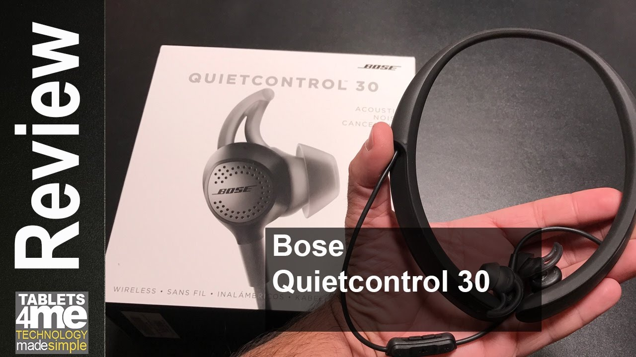 640e0c93cab Bose QC 30 Wireless Headphones at $299 should you buy? - YouTube