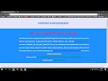 HERMES Ransomware - Demonstration of attack video review.