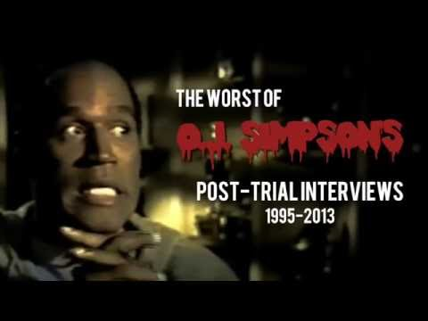 The Worst of O.J.  Simpson's Post Trial Interviews