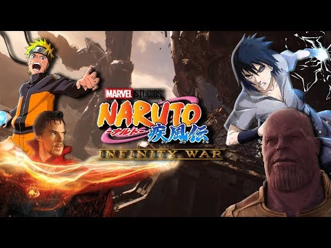 Download Avengers Infinity War Thanos Snap Ending W Naruto