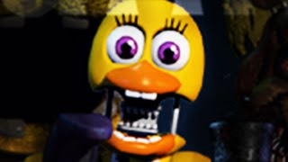 More Secret Animatronics - Five Nights at Freddy