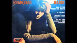 Il voyage - Françoise Hardy (1969) - original stereo sound vogue record
