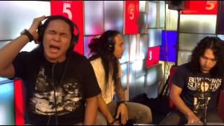 Plethora - Kasindak Sindak (Live Performance @ 92.3 news FM)