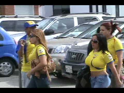 Bellezas Ecuador Paraguay