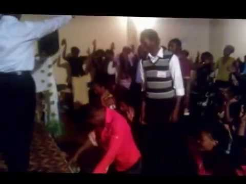 Deliverance and healing in luansha Zambia