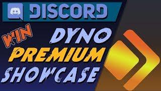Discord Dyno Premium Feature Showcase - A Discord Bot