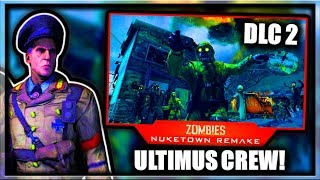 Nuketown Zombies REMAKE With Ultimis Crew Leaked! (Black Ops 4 Zombies DLC 2 Leaked Info - Nuketown)