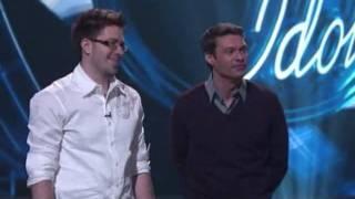 SLIDESHOW Danny Gokey  Top 36 - Hero - Performance & Judges - American Idol
