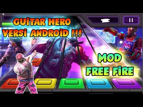 Game Guitar Hero Android Offline Mod Free Fire.