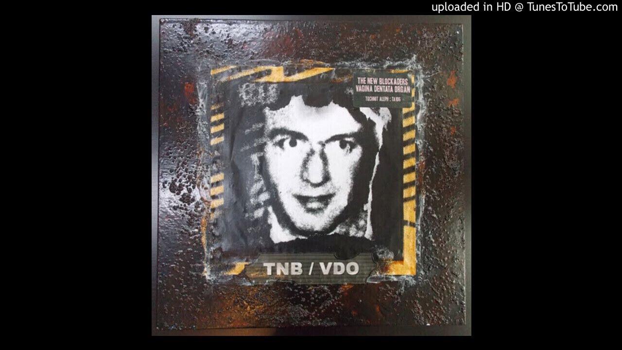 THE NEW BLOCKADERS '----------' LP from 'TNB/VDO' Box Set 2012 (FULL ALBUM/COMPLETE)