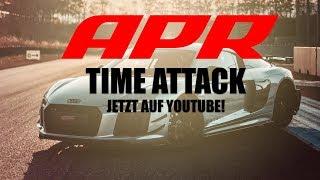 APR | Erstes Video + Time Attack: Audi R8 RWS APR Stage 1