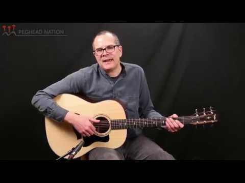 Taylor 317e Demo From Peghead Nation