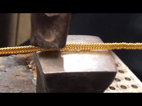 scrap gold into fine jewelry