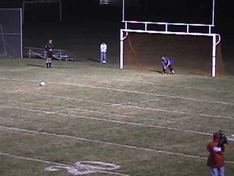 Red River vs. Fargo South - State Championship Shootout - 2002 North Dakota High School Soccer