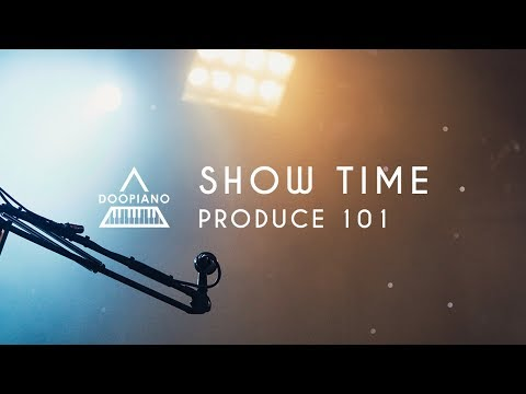 PRODUCE 101 | It's - Show Time (쇼타임) Piano Cover