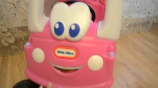 cookie monster cozy coupe