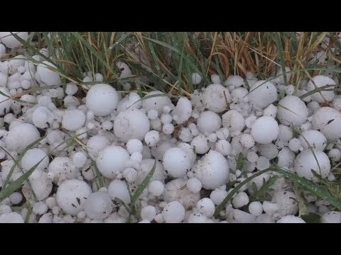 GSM Update 4/22/18 - More Snow - Large Texas Hail - Yellowstone Magma Plume