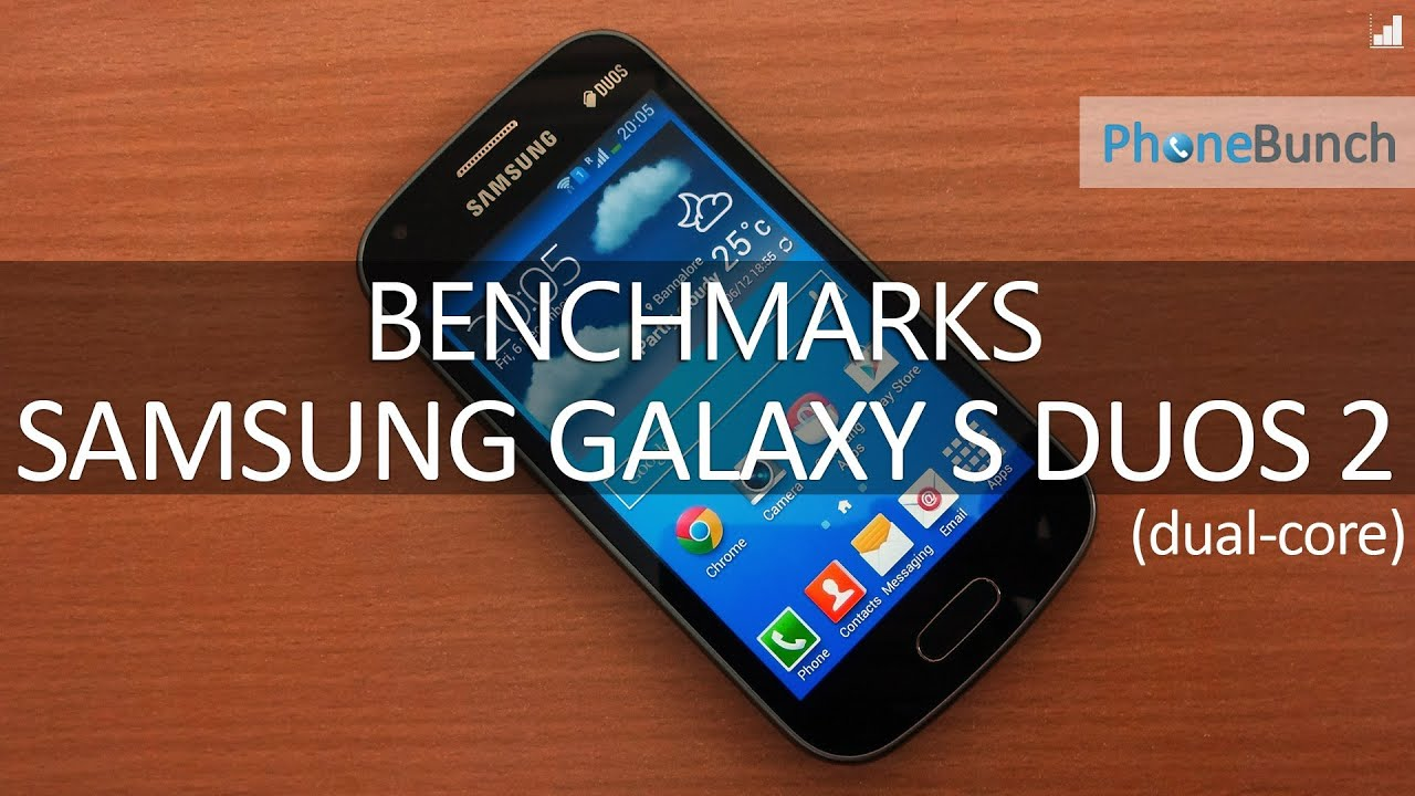 Samsung Galaxy S Duos 2 S7582 Review