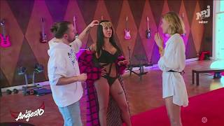 Twerk De Kelly Vedovelli Et Cyril Hanouna - YouTube