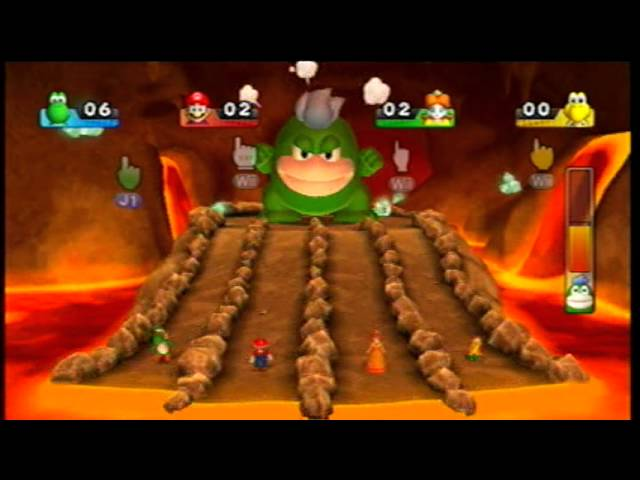 Kempew Juega - Mario party 9 Juego Completo Travel Video